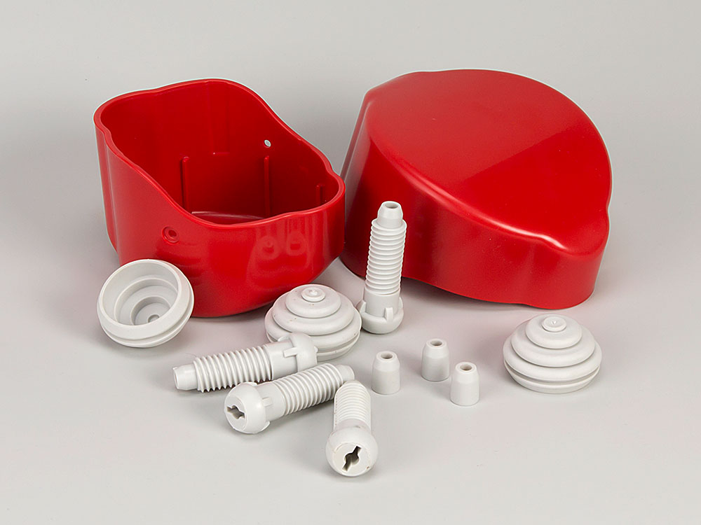 Technical plastic products made by Vladplast